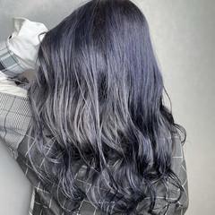 ナチュラル セミロング ヘアスタイルや髪型の写真・画像