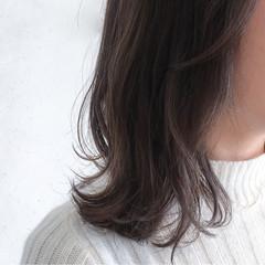 ナチュラル ニュアンス 外国人風カラー ミルクティー ヘアスタイルや髪型の写真・画像
