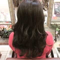 外国人風 大人かわいい ガーリー アッシュ ヘアスタイルや髪型の写真・画像
