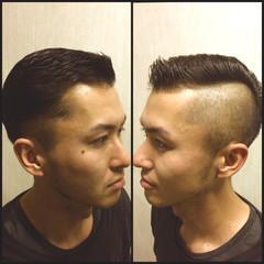 ボーイッシュ 坊主 ストリート ショート ヘアスタイルや髪型の写真・画像