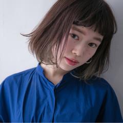 リラックス 色気 外国人風 ナチュラル ヘアスタイルや髪型の写真・画像