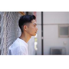 ショート ストリート メンズ ボーイッシュ ヘアスタイルや髪型の写真・画像