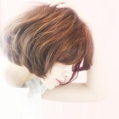 前髪あり 外国人風 ストリート ゆるふわ ヘアスタイルや髪型の写真・画像