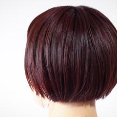 ナチュラル マッシュヘア ピンクアッシュ ラベンダーピンク ヘアスタイルや髪型の写真・画像
