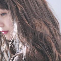 アンニュイほつれヘア ナチュラル ヘアアレンジ ロング ヘアスタイルや髪型の写真・画像