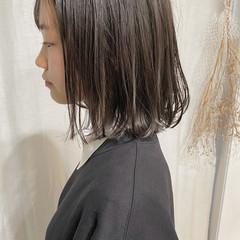 ナチュラル ボブ ショートヘア ショートボブ ヘアスタイルや髪型の写真・画像