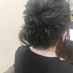 ナチュラル ボブ デート 黒髪 ヘアスタイルや髪型の写真・画像