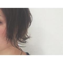 ハイライト グラデーションカラー 外国人風 ゆるふわ ヘアスタイルや髪型の写真・画像