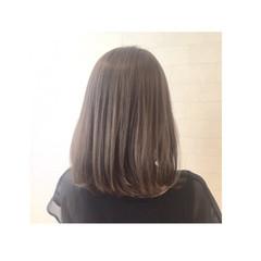 外国人風 フェミニン グラデーションカラー ナチュラル ヘアスタイルや髪型の写真・画像