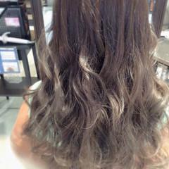 ストリート 渋谷系 外国人風 グラデーションカラー ヘアスタイルや髪型の写真・画像