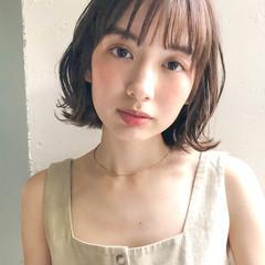 簡単ヘアアレンジ ワンカール ショートレイヤー ハンサムショート ヘアスタイルや髪型の写真・画像