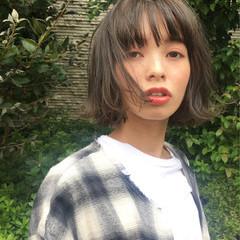 パーマ ナチュラル デート 簡単ヘアアレンジ ヘアスタイルや髪型の写真・画像