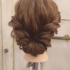簡単ヘアアレンジ 大人女子 ショート 結婚式 ヘアスタイルや髪型の写真・画像