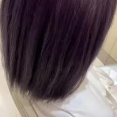 ミディアム ブリーチ ブリーチオンカラー ダブルカラー ヘアスタイルや髪型の写真・画像