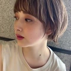 阿藤俊也 ウルフカット ショート PEEK-A-BOO ヘアスタイルや髪型の写真・画像