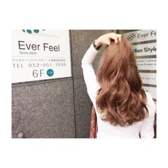 渋谷系 ナチュラル 外国人風 アッシュ ヘアスタイルや髪型の写真・画像