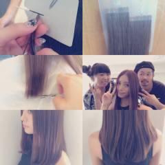 渋谷系 愛され モテ髪 外国人風 ヘアスタイルや髪型の写真・画像