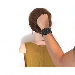 涼しげ 女子会 簡単ヘアアレンジ 色気 ヘアスタイルや髪型の写真・画像