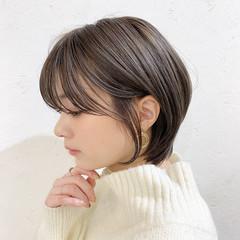 ふんわり 小顔ヘア 大人可愛い ヘアスタイルや髪型の写真・画像
