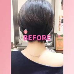 韓国ヘア ナチュラル 大人カジュアル ロング ヘアスタイルや髪型の写真・画像