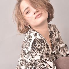 グラデーションカラー 色気 冬 外国人風 ヘアスタイルや髪型の写真・画像