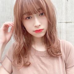 デート 無造作パーマ ナチュラル 韓国ヘア ヘアスタイルや髪型の写真・画像