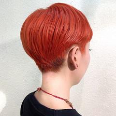 ショート 刈り上げショート 刈り上げ 刈り上げ女子 ヘアスタイルや髪型の写真・画像