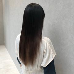 髪質改善トリートメント 髪質改善 ロング 最新トリートメント ヘアスタイルや髪型の写真・画像