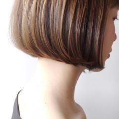 似合わせ 大人かわいい 切りっぱなし エレガント ヘアスタイルや髪型の写真・画像
