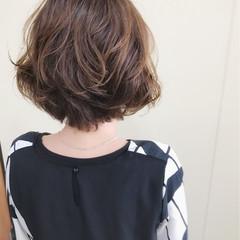 上品 ボブ 大人女子 ナチュラル ヘアスタイルや髪型の写真・画像