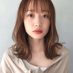 表参道 セルフヘアアレンジ 爽やか 小顔ヘア ヘアスタイルや髪型の写真・画像