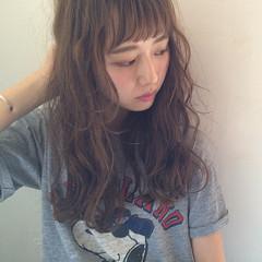 外国人風 くせ毛風 ハイライト ストリート ヘアスタイルや髪型の写真・画像