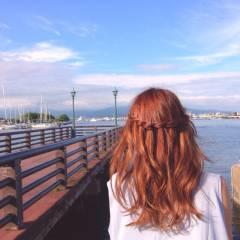 愛され モテ髪 外国人風 ショート ヘアスタイルや髪型の写真・画像