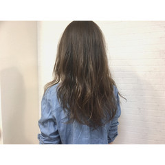 外国人風 大人かわいい パーマ ゆるふわ ヘアスタイルや髪型の写真・画像