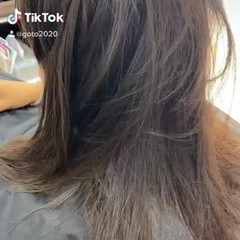 ロングヘアスタイル クールロング 髪質改善 エレガント ヘアスタイルや髪型の写真・画像