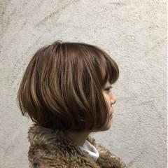 ストリート ウェットヘア グレー ハイライト ヘアスタイルや髪型の写真・画像