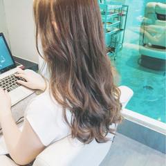上品 艶髪 エレガント トリートメント ヘアスタイルや髪型の写真・画像