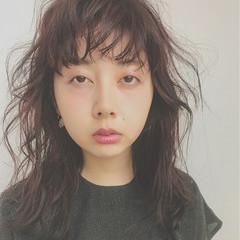 くせ毛風 ナチュラル 秋 外国人風 ヘアスタイルや髪型の写真・画像