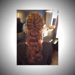 ロング フェミニン 大人かわいい ガーリー ヘアスタイルや髪型の写真・画像