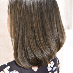 ナチュラル グラデーションカラー ボブ 外国人風カラー ヘアスタイルや髪型の写真・画像