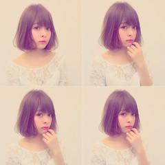 フェミニン ゆるふわ 大人かわいい 暗髪 ヘアスタイルや髪型の写真・画像