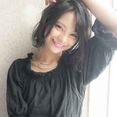 かわいい 透明感 ナチュラル モテ髪 ヘアスタイルや髪型の写真・画像