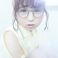大人かわいい パーマ ミディアム 外国人風 ヘアスタイルや髪型の写真・画像