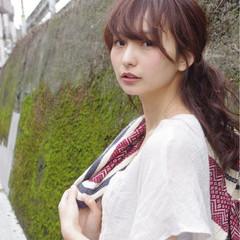 ゆるふわ 外国人風 ストリート 大人かわいい ヘアスタイルや髪型の写真・画像