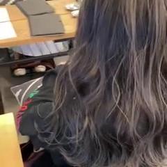 ふんわり 可愛い ブリーチオンカラー  ヘアスタイルや髪型の写真・画像