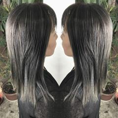 上品 女子力 スポーツ エフォートレス ヘアスタイルや髪型の写真・画像