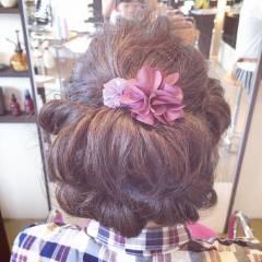 クラシカル モテ髪 コンサバ ガーリー ヘアスタイルや髪型の写真・画像