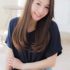 アッシュ 暗髪 外国人風 パーマ ヘアスタイルや髪型の写真・画像