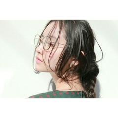 ナチュラル ロング ヘアアレンジ 大人女子 ヘアスタイルや髪型の写真・画像