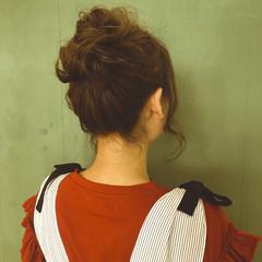涼しげ ミディアム 色気 ガーリー ヘアスタイルや髪型の写真・画像